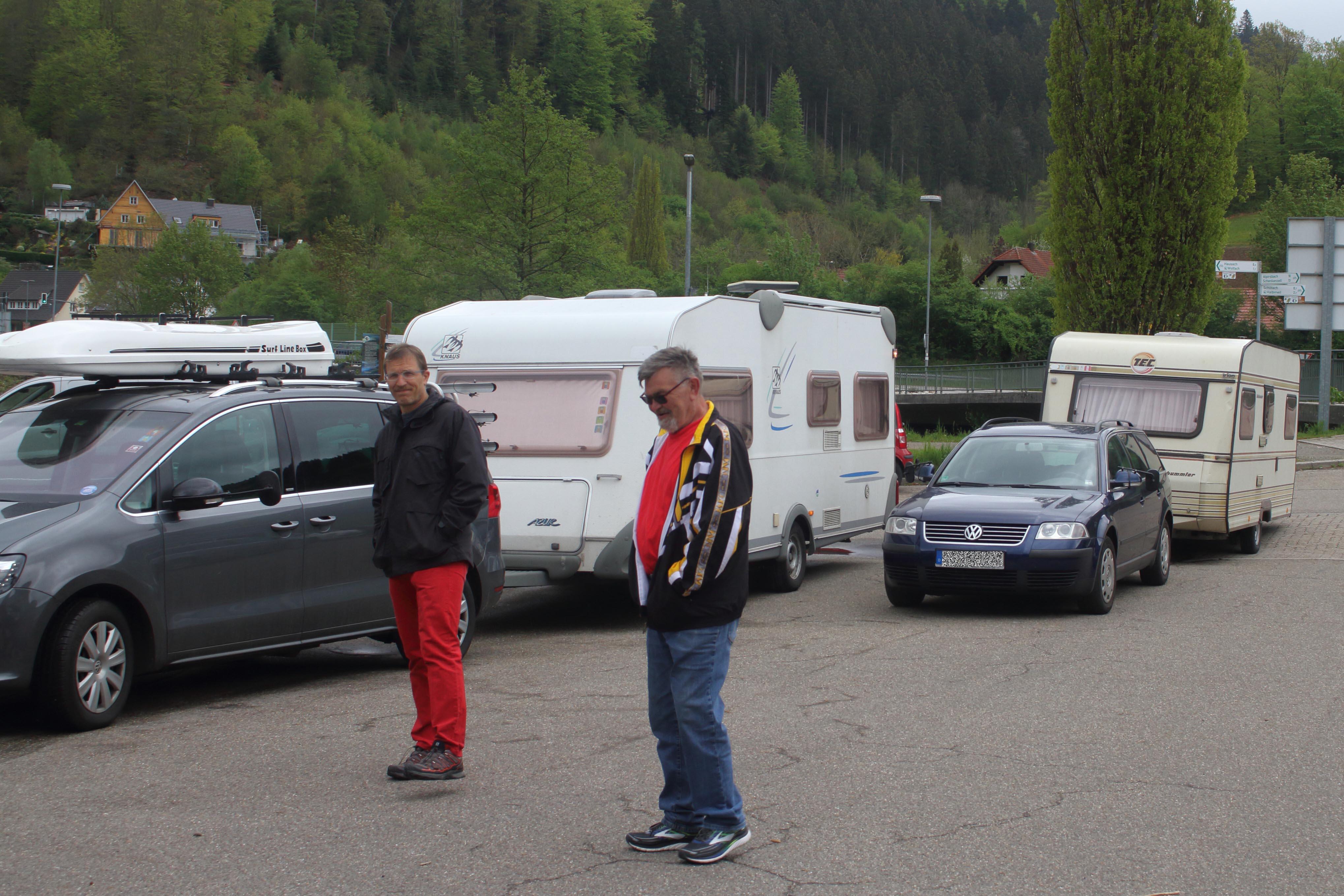 Aktion sicherer Caravan 2019